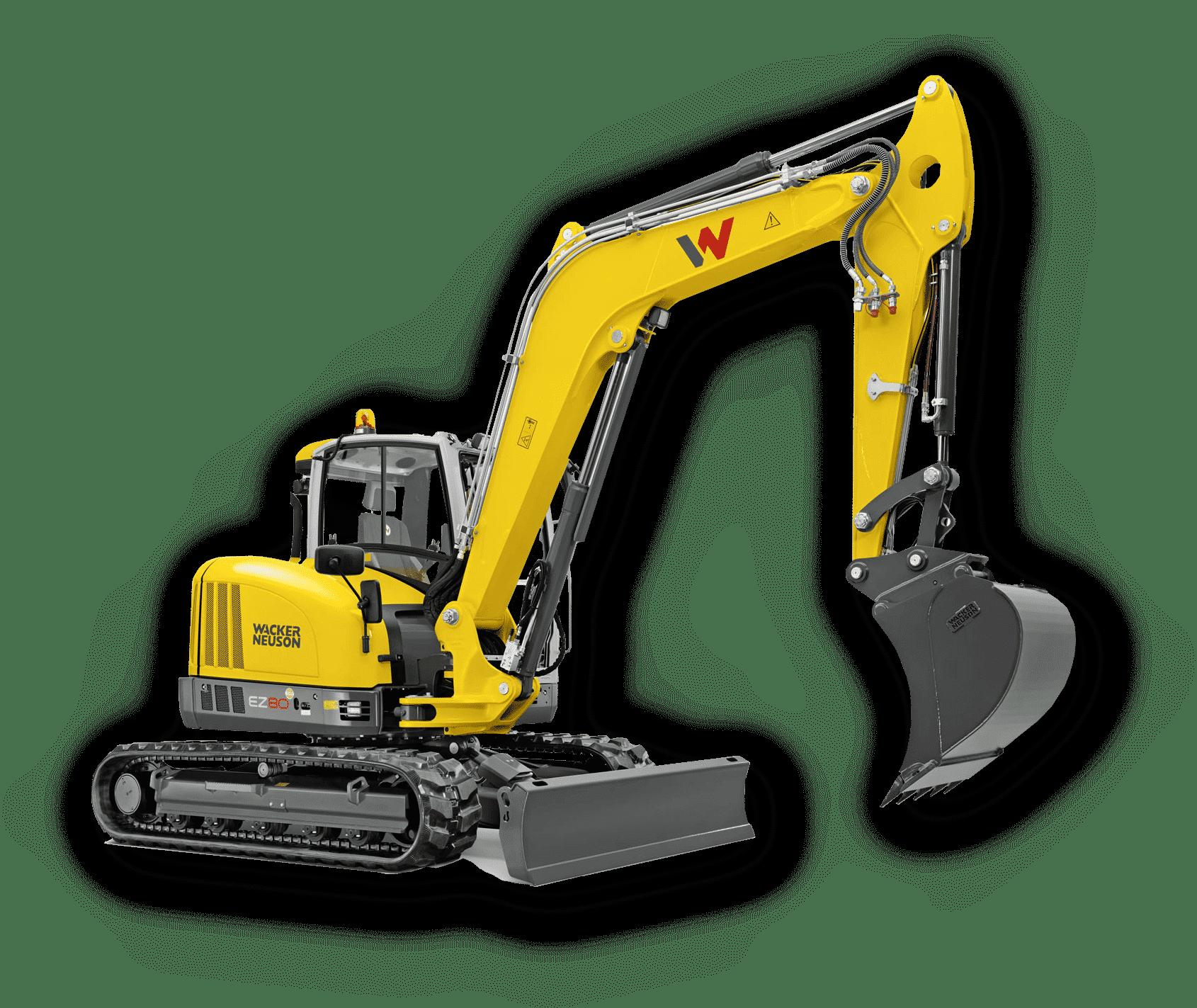Escavatore noleggio e vendita attrezzatura edilizia - Tecno Edil Verona