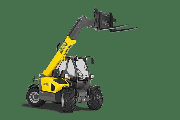 Sollevatore compatto TH 412 - Noleggio attrezzi da lavoro e macchinari da lavoro a Verona e Mantova